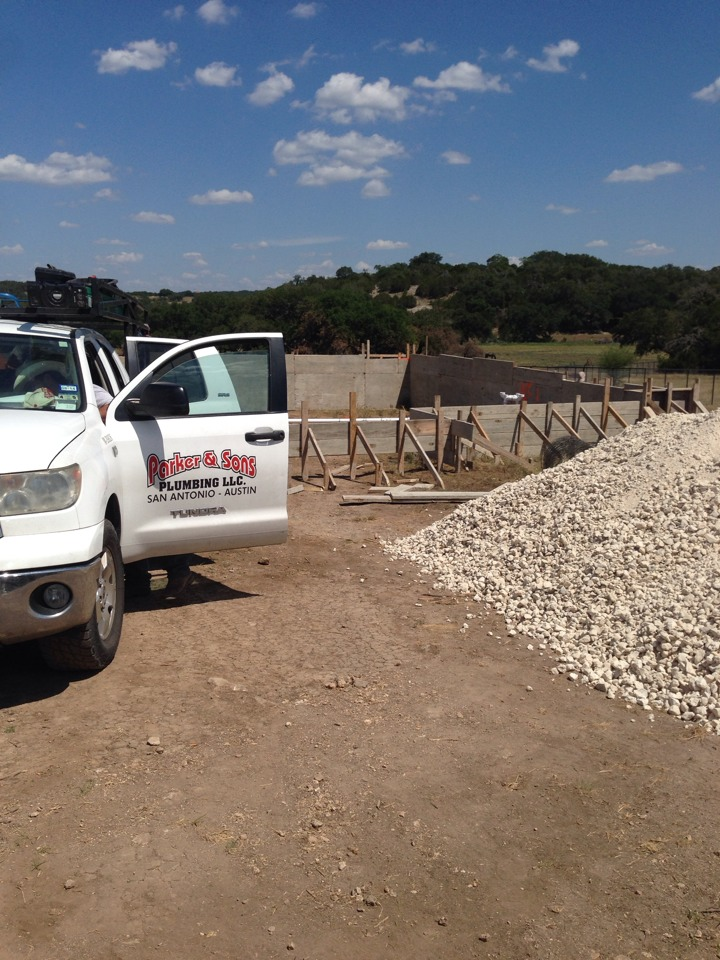 Canyon Lake, TX - New construction project