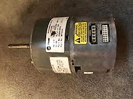 Service call that the Central Heater is not working. We find the variable speed blower motor grounded out. Replace the motor and run test the gas heater. The heating system is working properly
