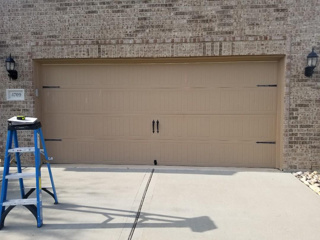 Fort Worth, TX - Door estimate