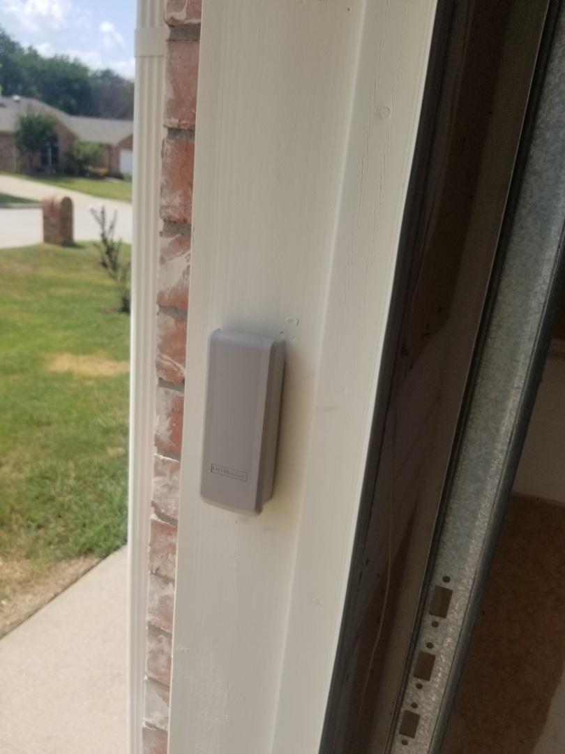 Mansfield, TX - New key pad