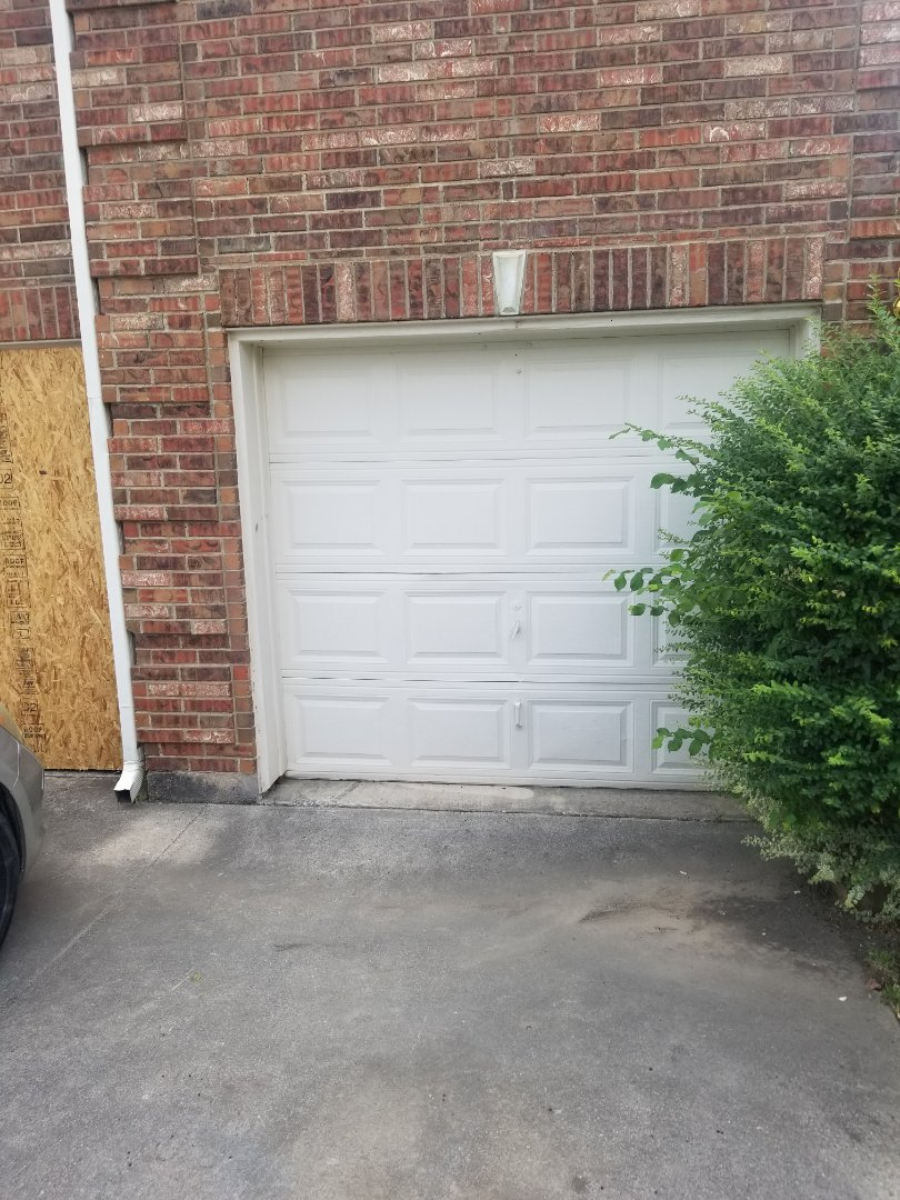 Euless, TX - Door estimate
