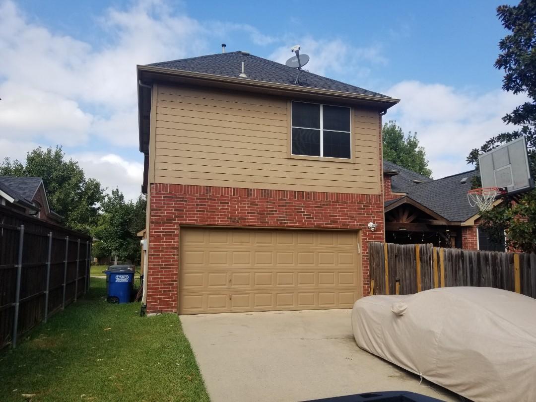 Allen, TX - Door estimate