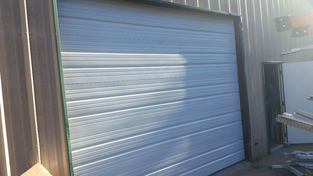 Willow Park, TX - 12 x 10 commercial  garage door  installed