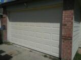 Terrell, TX - Door installed