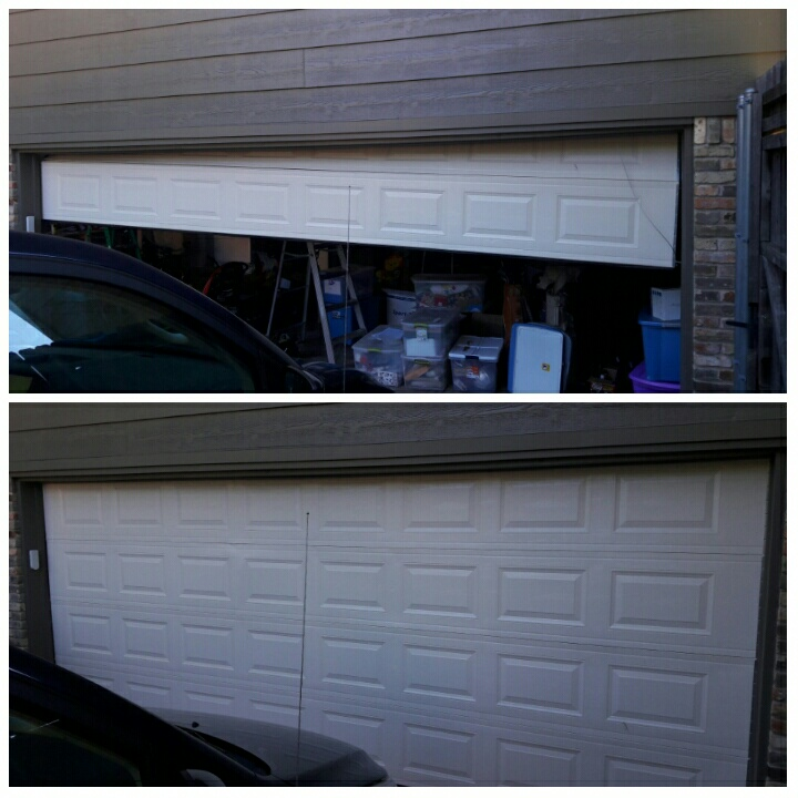 Garage door repair installation dallas tx action for Dallas garage doors