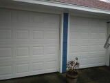 Waxahachie, TX - Door installed