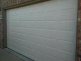 Roanoke, TX - Door installed