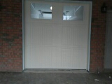 Double Oak, TX - Door installed