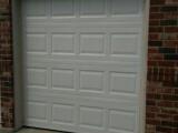 Sachse, TX - Door installed