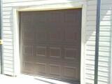 Azle, TX - Door installed