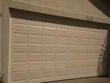 Rockwall, TX - Door installed