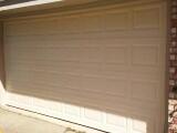 Denton, TX - Door installed