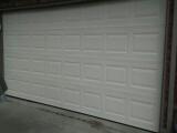 Cleburne, TX - Door installed
