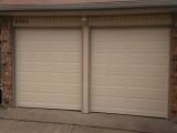 Lewisville, TX - Door installed