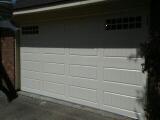Grapevine, TX - Door installed