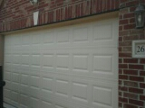 Little Elm, TX - Door installed