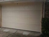 Northlake, TX - Door installed