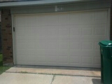 Rowlett, TX - Door installed