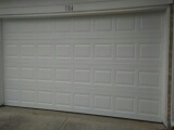 Coppell, TX - Door installed