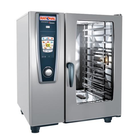 Harrisburg, PA - Rational commercial kitchen and restaurant oven repair. Inspect gas measurements and fryers.