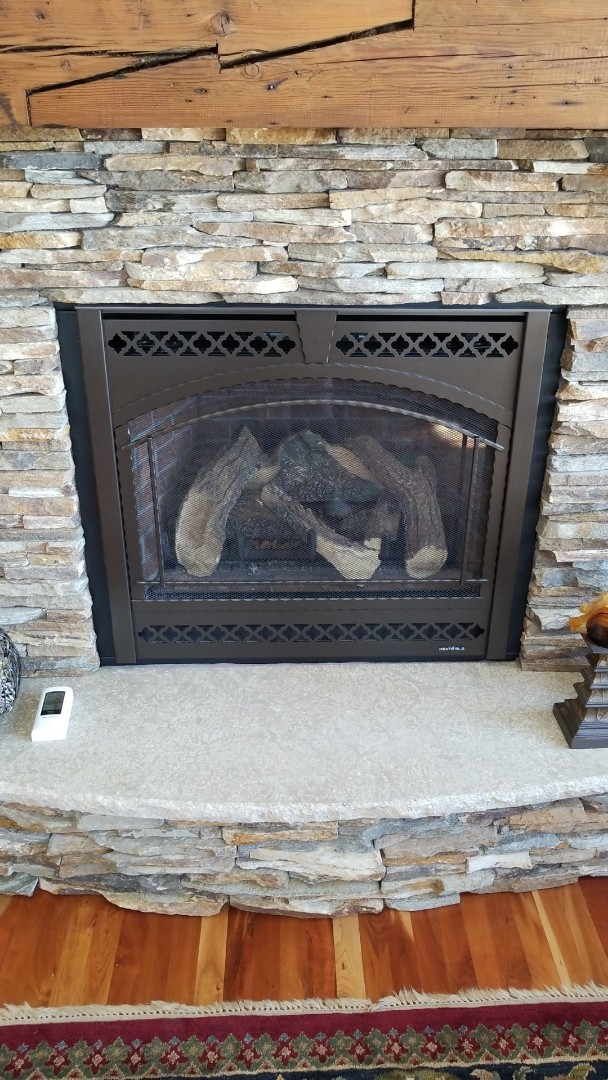 Plymouth, MN - Replacing remote on Heat & Glo fireplace in Plymouth