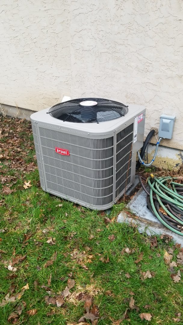 Minnetonka, MN - Perform AC tune-up on Bryant air conditioner and also did a duct cleaning here in Minnetonka