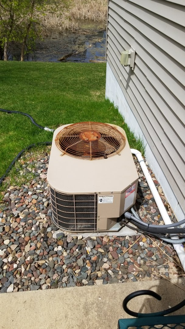 Watertown, MN - Furnace tune-up ac tune up in a duct cleaning in Watertown