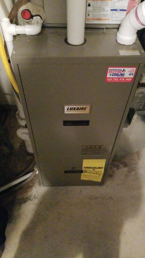 Watertown, MN - Repairing furnace in Watertown