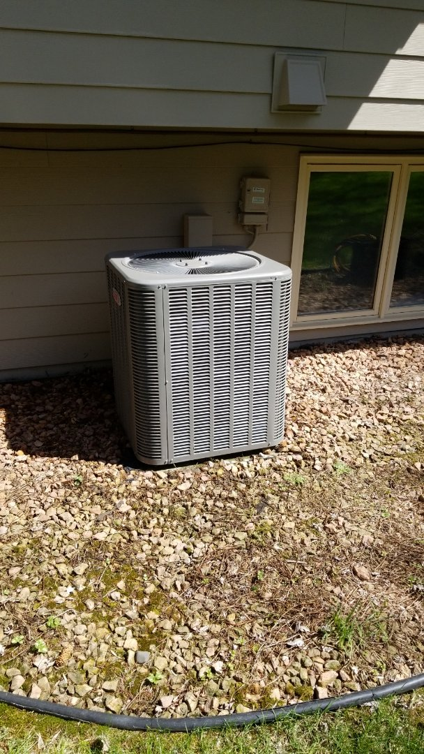 Plymouth, MN - Performing ac tune up in Plymouth