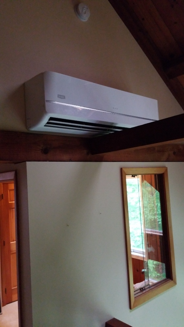 Excelsior, MN - Installing Bryant ductless unit in Tonka Bay