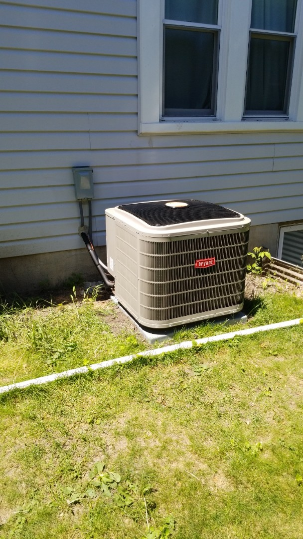 Performing AC startup in Cokato