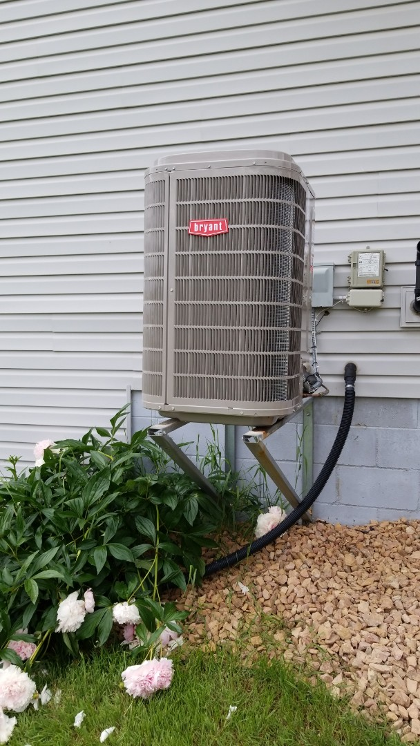 Buffalo, MN - Installing furnace AC in Buffalo