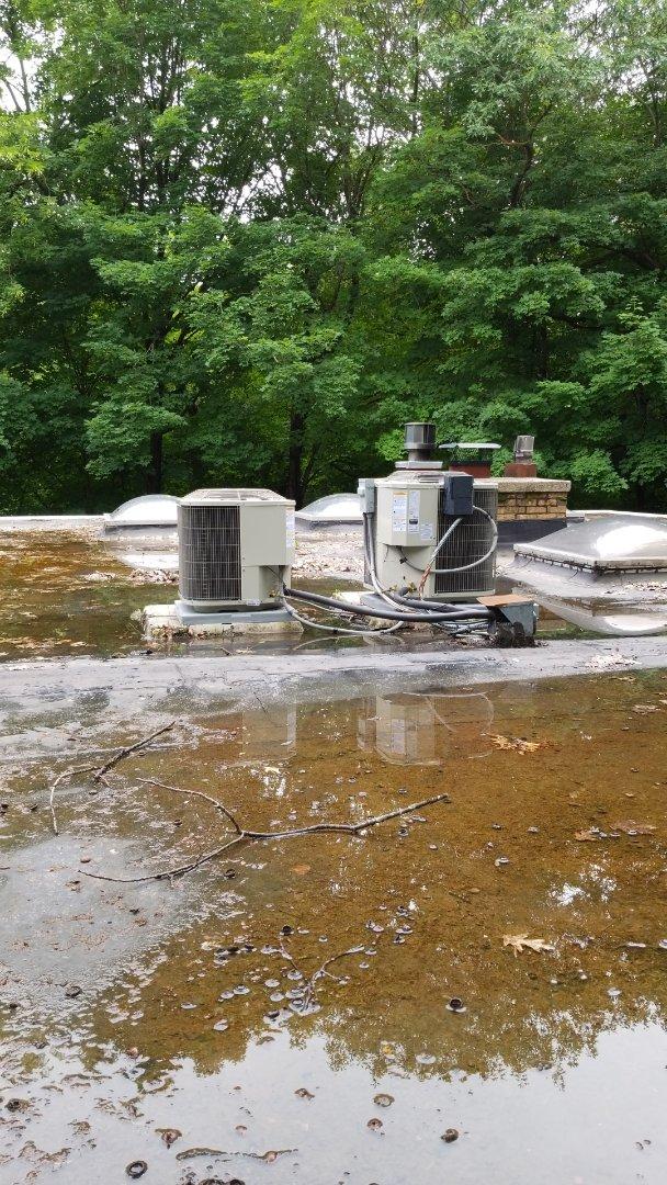 Wayzata, MN - Install two new air conditioners in Wayzata Minnesota