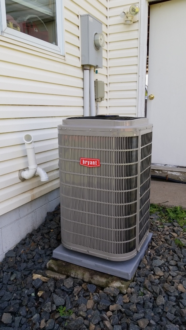 Saint Michael, MN - Installing a Bryant Evolution AC and furnace in Saint Michael