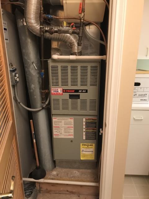 Carver, MN - Payne furnace install carver MN