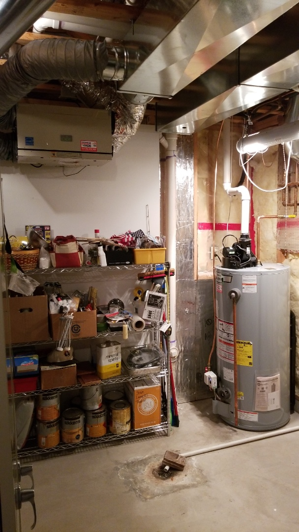 Excelsior, MN - Installing Bryant Air Conditioner, furnace, air exchanger, humidifier, UV light, and water heater. In Tonka Bay Minnesota