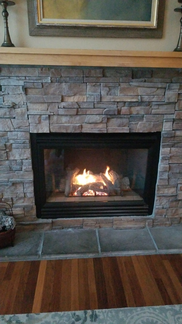 Maple Plain, MN - Performing fireplace tune-up on Bryant furnace and two fireplaces in Maple Plain Minnesota
