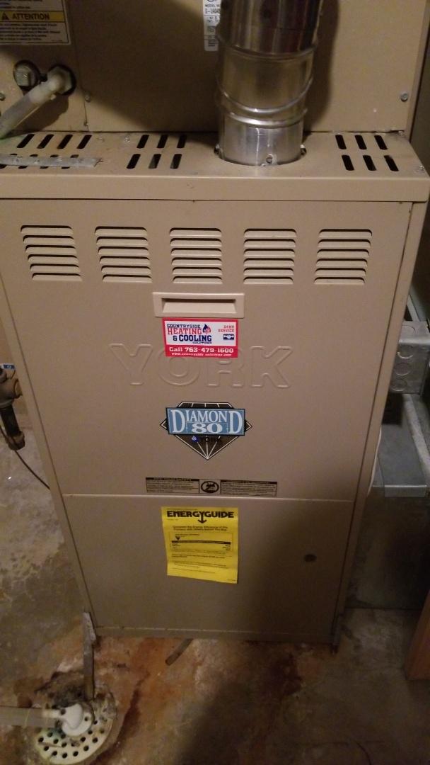Champlin, MN - Perform furnace tune-up in Champlin Minnesota