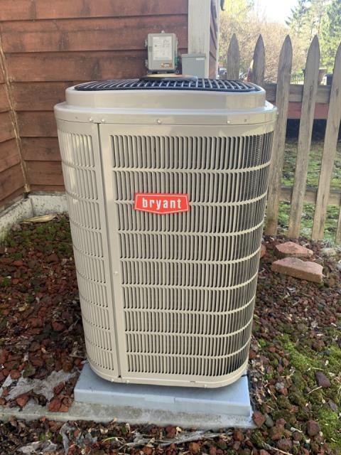 Minnetrista, MN - Performed AC maintenance on Bryant evolution air conditioner in saint bonifacius, mn