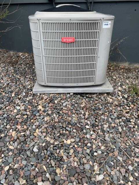 Montrose, MN - replaced a contactor on ac in Montrose MN - #