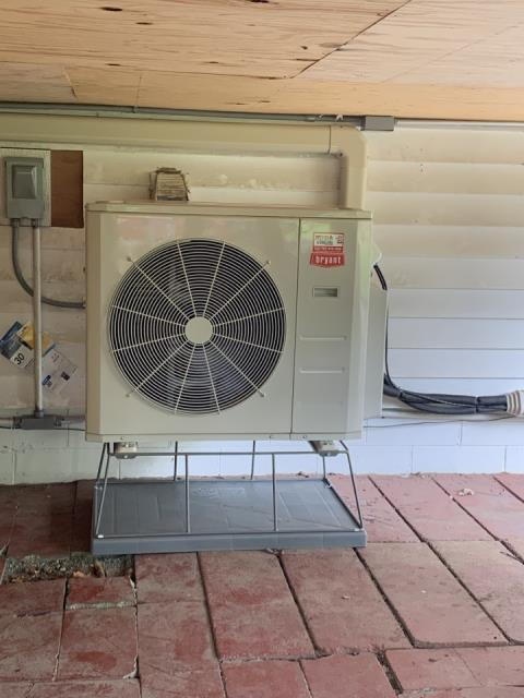 Loretto, MN - Install Bryant Ductless in Rockford MN