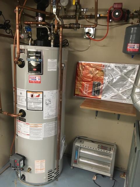 Excelsior, MN - Installed water heater in Chanhassen Mn