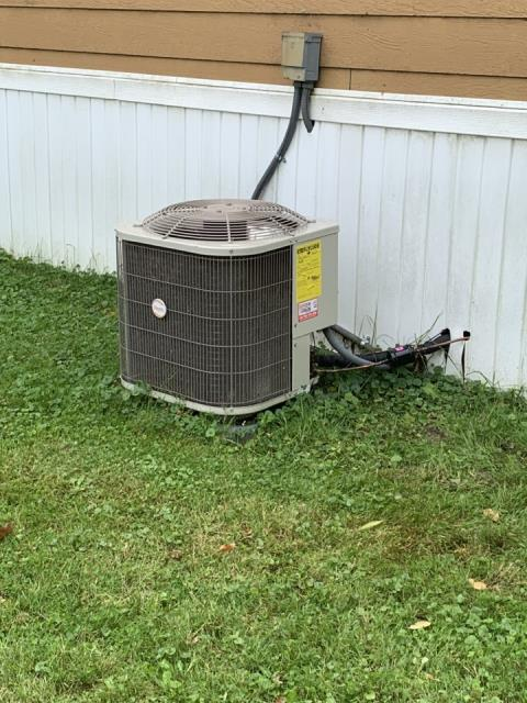 Montrose, MN - Install mobile home furnace and ac in Montrose Mn