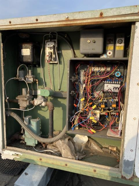 Medina, MN - Diagnosed a failed oil control module on a oil furnace in loretto, Mn - returning with parts
