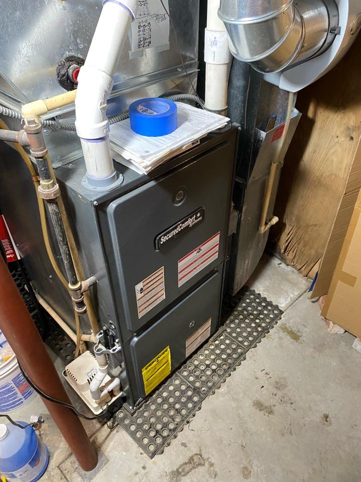 Delano, MN - Furnace repair Watertown mn