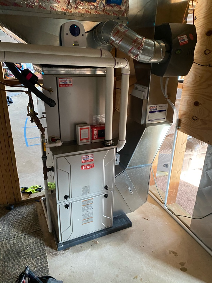 Buffalo, MN - Bryant furnace repair buffalo mn
