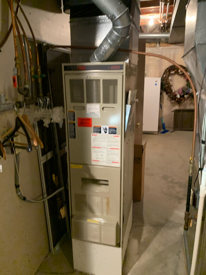 Minneapolis, MN - Furnace maintenance in Plymouth Mn