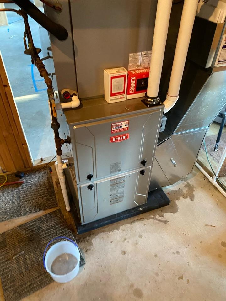 Buffalo, MN - Bryant furnace service buffalo mn