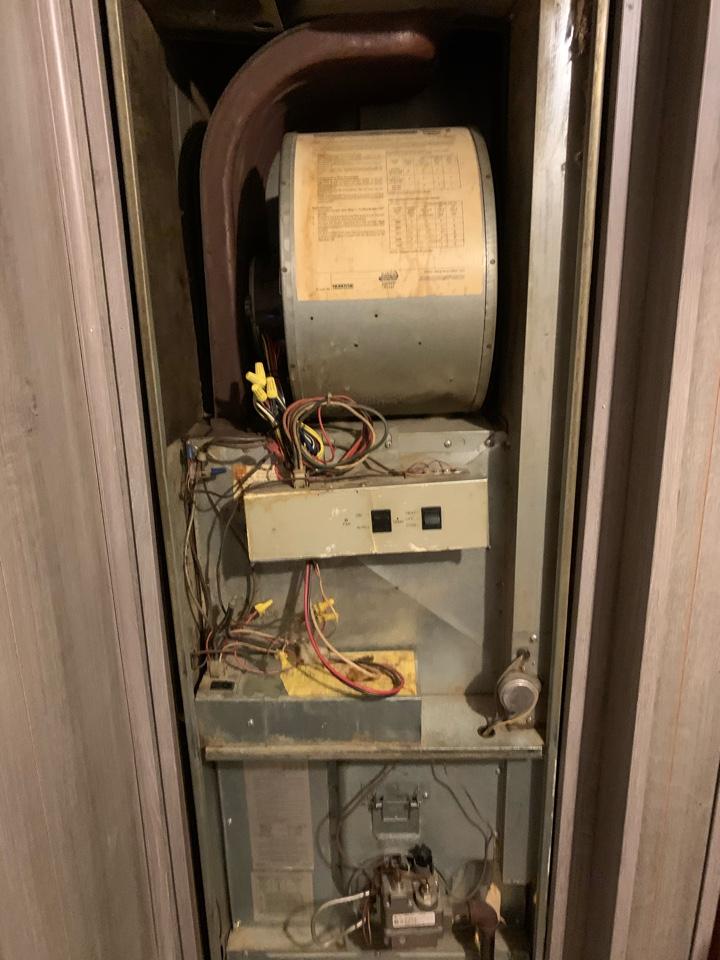 Watertown, MN - Furnace repair in Watertown Mn