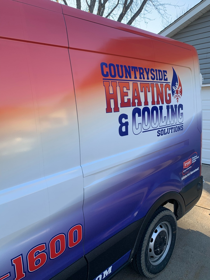 Watertown, MN - Duct cleaning and tune up in Watertown Mn